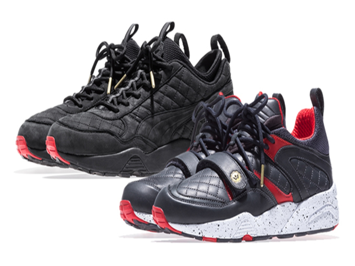KITH x High Snobiety x Puma – A Tale Of Two Cities Pack – Thaballinest 9d93b18e01edd
